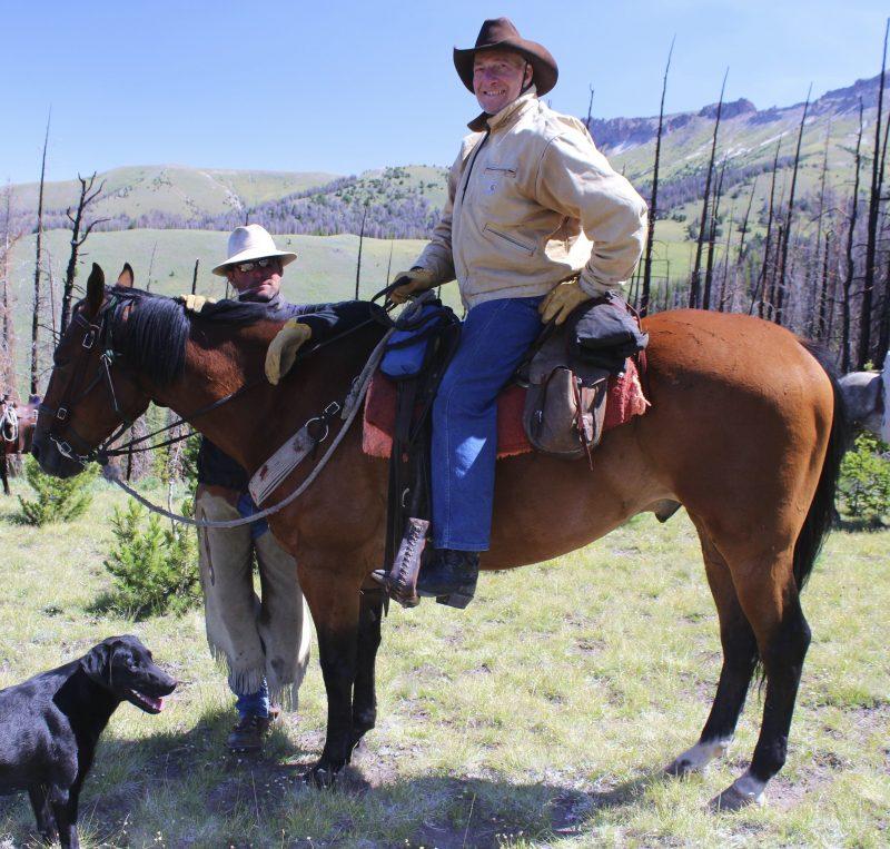 Washakie Wilderness pack trip (81)